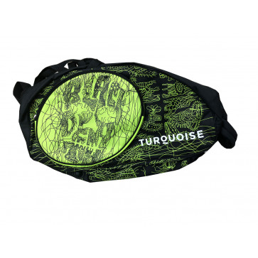 Turquoise SUPER PRO BAG BLACK DEATH GREEN 2019