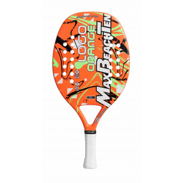 Racchetta Beach Tennis MBT LOGO ORANGE 2019