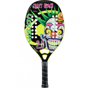 Racchetta Beach Tennis Vision CRAZY BEACH 2.0 2019