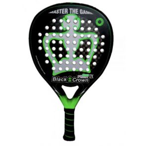 Racchetta Paddle Black Crown ATTACK 12K 2020