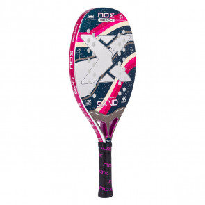 Racchetta Beach Tennis Nox SAND PURPLE 2021