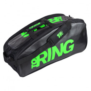 Borsone Beach Tennis Top Ring BAG LARGE NERO - VERDE 2020