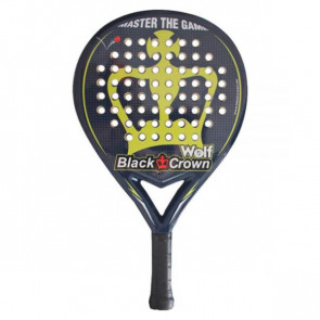 Racchetta Paddle Black Crown WOLF 2021