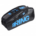 Borsone Beach Tennis Top Ring BAG LARGE NERO - BLU 2020