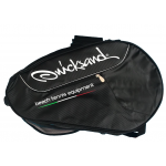 Borsone Beach Tennis Quicksand COMPACT BLACK 2019