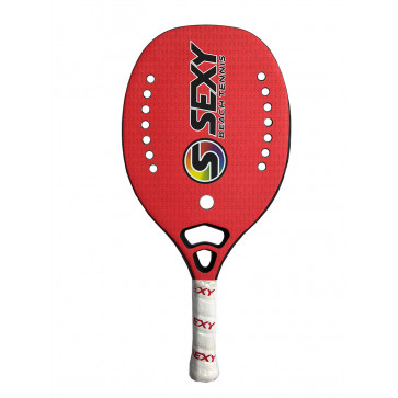 Racchetta Beach Tennis Sexy RED HEX 2018
