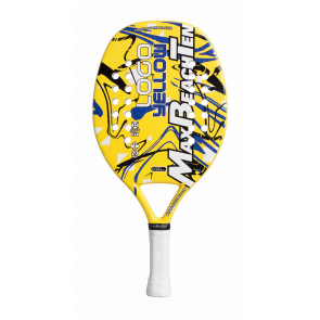 Racchetta Beach Tennis MBT LOGO YELLOW 2019