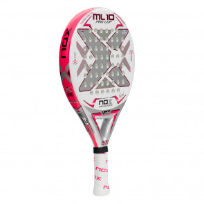 Paddle Tennis Schlager Nox ML10 PRO CUP SILVER 2019