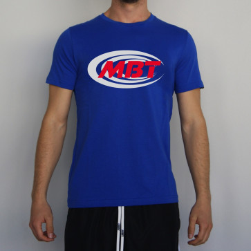 T-Shirt MBT COTONE LOGO GRANDE ROYAL 2019