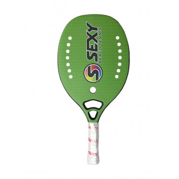 Racchetta Beach Tennis Sexy GREEN HEX 2018