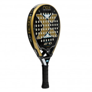 Pala de Padel Nox AT10 LUXURY GOLD L.5 2019